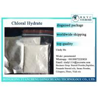 Buy cheap Health Care Pharmaceutical Raw Material Chloral Hydrate For Slepping from wholesalers
