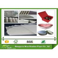 Buy cheap Hard stiffness thicker Grey Chipboard used for various package boxes from wholesalers