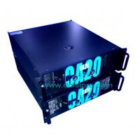 Buy cheap High power Double Channel 3U 1000W to 1600W at 8ohm Power Amplifier CA Series from wholesalers