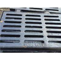 Buy cheap Outdoor En 124 cast iron grating with black bitumen product