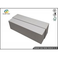 Buy cheap White Cardboard Jewelry Gift Boxes , Paper Packaging Cardboard Shoe Boxes from wholesalers