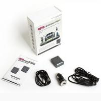 Buy cheap car gps tracker with sensors alarm real time tracking on google map from wholesalers