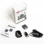 Buy cheap SIM card vehicle portable gps tracker with vibration sensor alarm reachfar RF-V8 from wholesalers