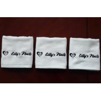 Buy cheap 100% cotton towel with embroidery gym towel , promotion towel from wholesalers