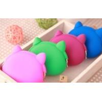 Buy cheap Hot Sell Animal Silicone Purse Wallet Animal Silicone Purse Wallet from wholesalers