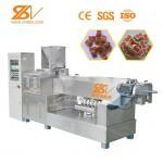Buy cheap Dog Treat Making Machine / Dog Food Manufacturing Equipment Pet Extruder Machine from wholesalers