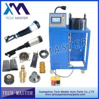 Buy cheap Hydraulic Hose Crimp Machine Air Suspension Crimping Machine For Air Shock from wholesalers