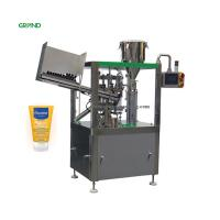 Buy cheap Soft Plastic Tube Filling Sealing Machine Automatic For Hand Cream 220/380V product