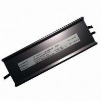 Buy cheap 100W LED Controller Power Supplies with Built-in Active PFC Function and 40A Inrush Current from wholesalers