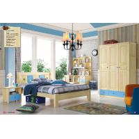Buy cheap youth pine bed room set furniture,#1001 from wholesalers