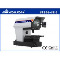 Buy cheap Digital 11.8  Screen Vertical Optical Comparator Reverse Image VP300-1510 product
