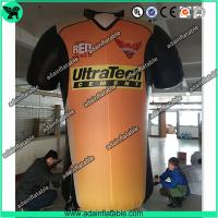 China Cloth Promotion Inflatable T-Shirt Model/ Advertising Inflatable Cloth Replica on sale