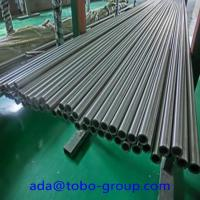 Buy cheap Seamless Duplex Thin Wall Stainless Steel Pipe ASTM A790 UNS S31200 S31260 S31500 from wholesalers