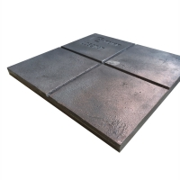 Buy cheap 12.7kgs Easy Welded 63HRC 300*300*18mm Abrasion Resistant Plate product