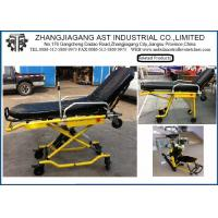 Buy cheap Customized Ambulance Stretcher / Ambulance Gurney Auto Fold Up from wholesalers
