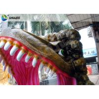 Buy cheap Dinosaur House 6D Cinema Movies Theater With JBL Sound System Equipment product