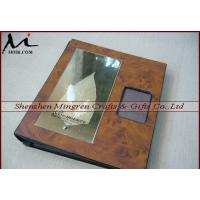 Buy cheap Wedding Album Cover, Wood Album Cover, Leather Album Cover from wholesalers