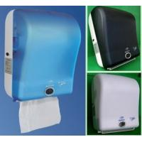 Buy cheap Touchless Paper Towel Dispenser, NON Touch Paper Towel Dispenser, sensor paper towel dispenser, ABS plastic, wall amount from wholesalers