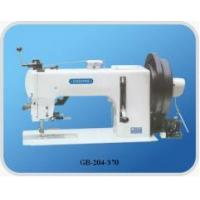 Buy cheap Heavy Duty Union Feed Flat Bed Single Needle Industrial Sewing Machine from wholesalers