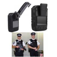 Buy cheap FHD 1440p Police Bodycam 30 Fps, 4G GPS WIFI Police Body Worn Camera product