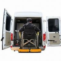 Buy cheap Van Wheelchair Lift/Elevator with Built-in Manual Backup System from wholesalers
