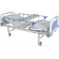 Buy cheap Multifunction Movable 2160*950*500mm Manual Hospital Bed from wholesalers