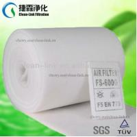 Buy cheap spray booth ceiling filter media from wholesalers