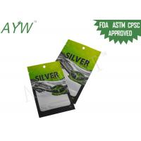 Buy cheap 1g / 5g Dispensaries Medical Marijuana Bags With Clear Viewing Window from wholesalers