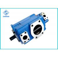 Buy cheap Eaton Vickers Rotary Hydraulic Vane Pump High Flow With ISO9001 Approval from wholesalers