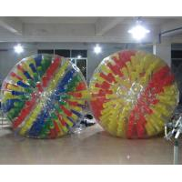 Buy cheap Exciting Aquarium Inflatable Water Toys 0.6mm Tarpaulin And Nylon Net from wholesalers