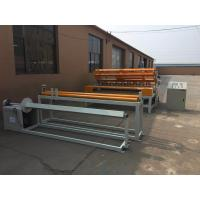 Buy cheap PLC Panasonic Automatic Welded Mesh Machine For Making Roll Mesh from wholesalers