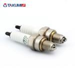 Buy cheap A7TC A7RTC motorcycle spark plug good quality match for NGK C7HSA Denso U22FS-U Bosch U260T1 Honda motorbike spark plug from wholesalers