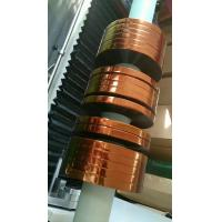 Buy cheap High Temperature Strong Double Sided Tape , Silicon ESD Polyimide Film Adhesive Tape from wholesalers