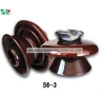 Buy cheap ANSI 56-3 Porcelain Pin Insulator from wholesalers