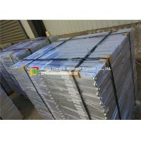 Buy cheap 1000 X 850 Galvanized Steel Walkway Grating Flat Bar For City Road Parking product