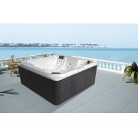 Buy cheap Monalisa M-3363 Western style massage hot tub whirlpool tub outdoor SPA bathtub 6 adults massage tub luxury SPA Japan from wholesalers