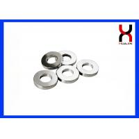 Buy cheap Neodymium Ring Shaped Magnet Strong Permanent Type SGS / ROHS Certified For Speaker from wholesalers