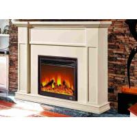 Buy cheap Free Standing 1.2m LED Flame Energy Efficient Electric Fireplace for Villa Bedroom from wholesalers