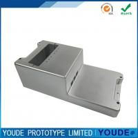 Buy cheap Rapid CNC Aluminum Prototype Case For Electricity  Meter Chrome Plating from wholesalers