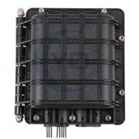 Buy cheap 12 Core Inline Horizontal Fiber Optic Splice Box For FTTH / Fiber Splice Closures from wholesalers