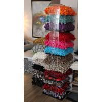 Buy cheap 4-Tier Cushion Acrylic Pop Display Stand With Screenprint Logo from wholesalers