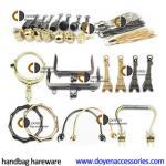 Buy cheap Handbag metal bags accessories lock metal bag buckle metal slider with hook from wholesalers