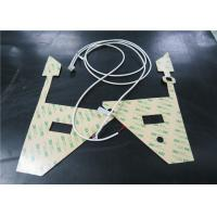 Buy cheap Good Flexibility Silicone Rubber Heater Mat For Thermal Transfer Equipment from wholesalers