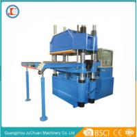 Buy cheap Durable Silicone Rubber Industry Hot Press Machinery from wholesalers