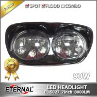 Buy cheap 45W Cannon light high power vision offroad driving headlight for 4x4 offroad ATV UTV SUV semi truck trailer 4x4 vehicles from wholesalers