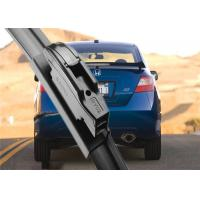 Buy cheap Clearing 22 Inch Car Front Wiper Blades Rubber Fit For 99% Car Wiper Arms from wholesalers