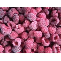 Buy cheap Whole / Crumble Type IQF Frozen Fruit / Raspberry FDA / ISO Certified from wholesalers