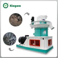 Buy cheap Wood pellet production line for biomass fuel from wholesalers