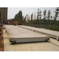 Buy cheap 3.5x21m weighing scale 80ton truck scale platform weight 12.5ton 3.5x21m 80ton truck scale with four sections from wholesalers