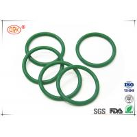 Buy cheap Fuel Injector / Hydraulic O Ring Silicone Rubber Anti Stain Logo Printed from wholesalers